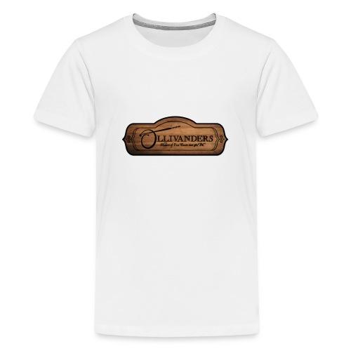 ollivanders sign - T-shirt Premium Ado