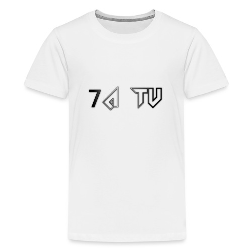 7A TV - Teenage Premium T-Shirt