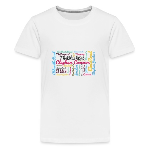 Clapham Common - Teenage Premium T-Shirt