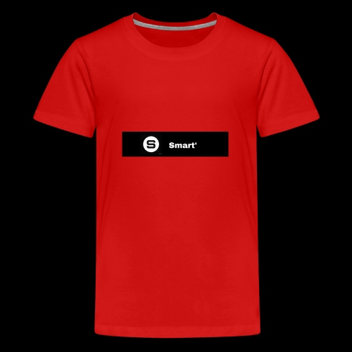 Smart' BOLD - Teenage Premium T-Shirt
