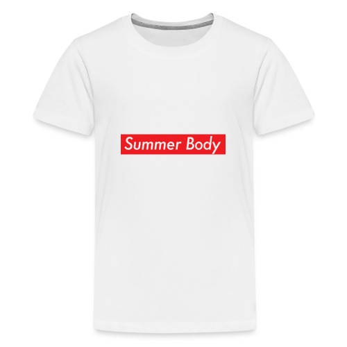 Summer Body - T-shirt Premium Ado