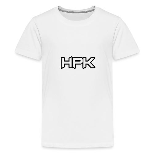 Het play kanaal logo - Teenager Premium T-shirt