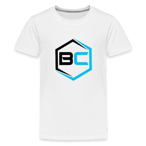BradCubed 2018 Reboot Merch - Teenage Premium T-Shirt