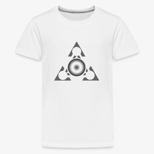 space 1 - T-shirt Premium Ado
