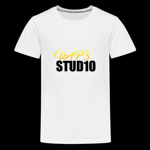VAP3 STUD1O limited edition - Teenage Premium T-Shirt