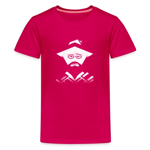uzalu the Wizard - Teenage Premium T-Shirt