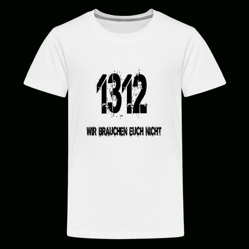 1312 BOSS - Teenager Premium T-Shirt