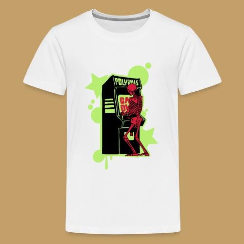 Hi-score - Koszulka młodzieżowa Premium
