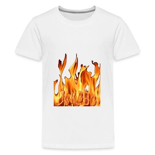 jekebe vuur - Teenager Premium T-shirt