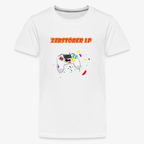 Zerstörer LP - Teenager Premium T-Shirt