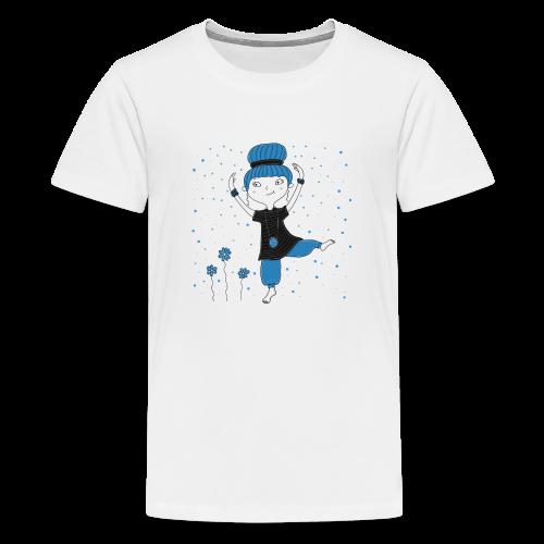 Bine - Tanz ins Blaue - Teenager Premium T-Shirt