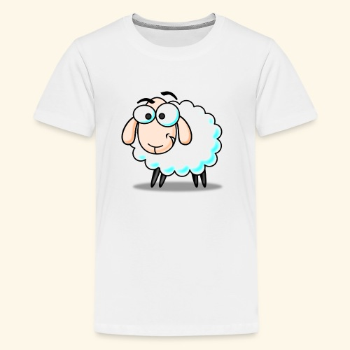 Are you Sheep? - Maglietta Premium per ragazzi