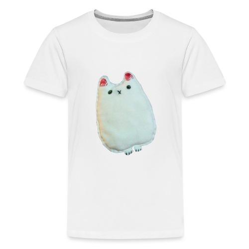 Pluszak kotek - Koszulka młodzieżowa Premium
