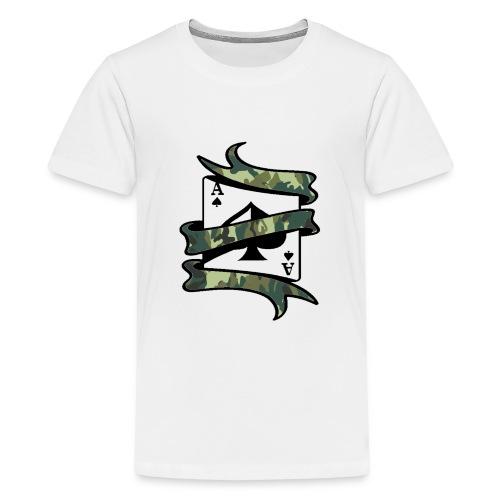 ASSCAMO - Teenager Premium T-Shirt