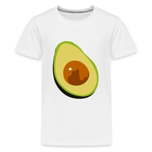 Avocado - Teenager Premium T-shirt