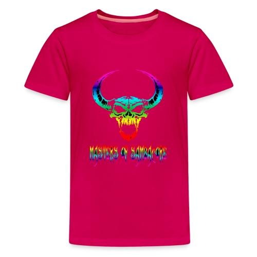 mos2 png - Teenager Premium T-shirt