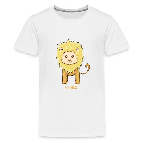 Le roi - T-shirt Premium Ado