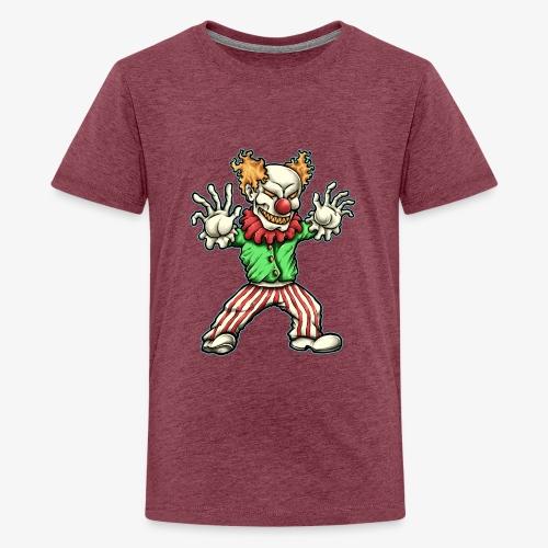 Clown - T-shirt Premium Ado