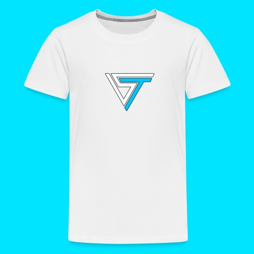 somsteveel kleding en accessoires - Teenager Premium T-shirt