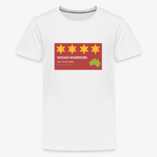 NSW AUS 2018 - Teenage Premium T-Shirt
