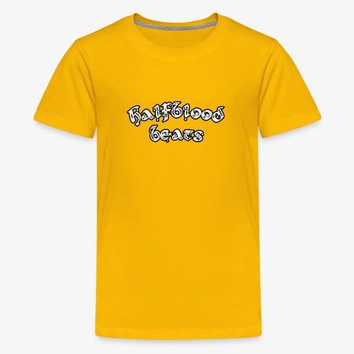 WITTE BRIEVEN - Teenager Premium T-shirt