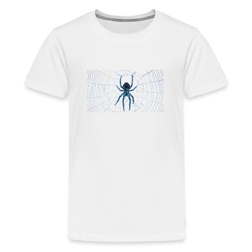 Araña Firme - Camiseta premium adolescente