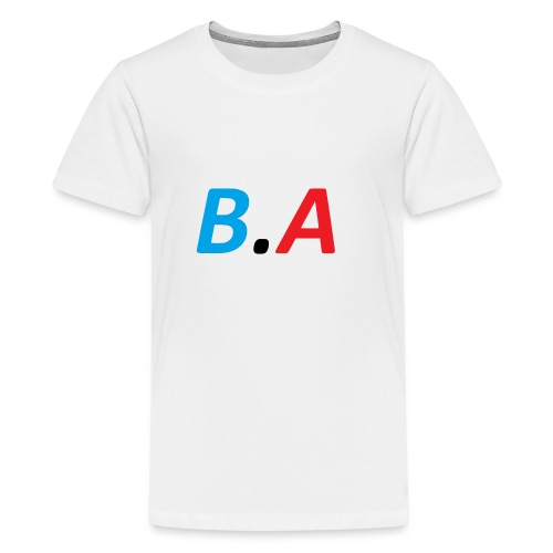 Officiele B.A merch - Teenager Premium T-shirt