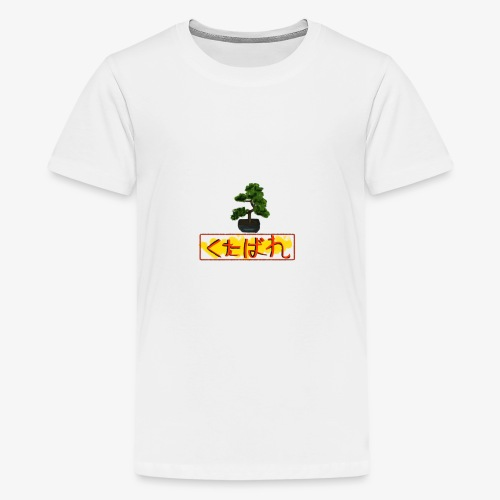Bonsai boi - Teenage Premium T-Shirt