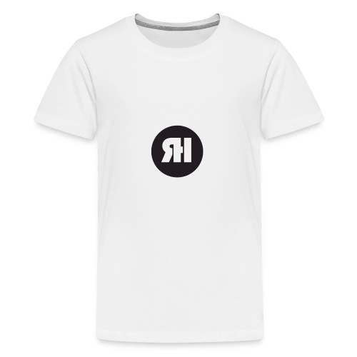 RH logo - Teenage Premium T-Shirt
