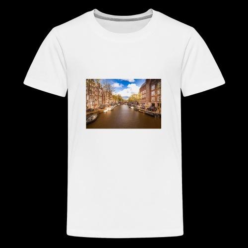Amsterdam Style 2 - Teenager Premium T-Shirt
