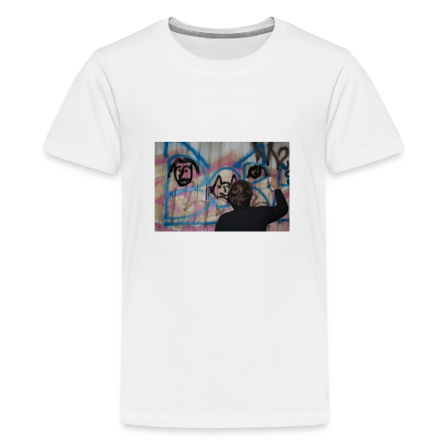 fox1 - T-shirt Premium Ado