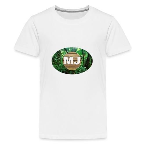 MrJuls Logo - Teenager Premium T-Shirt