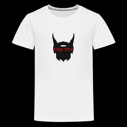 Dogfox Devil - Teenager Premium T-Shirt