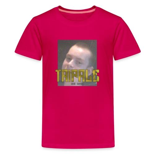 Taipale 2018 Edition - Teinien premium t-paita