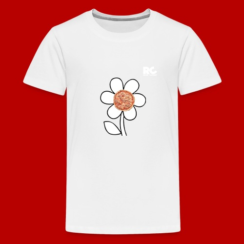 Pizzaflower Edition - Teenager Premium T-Shirt