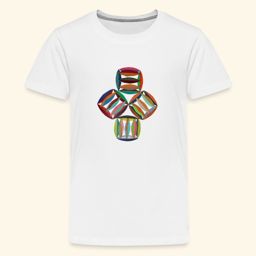 square2square - Teenager Premium T-shirt