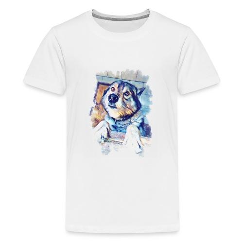Rocky - Teenager Premium T-Shirt