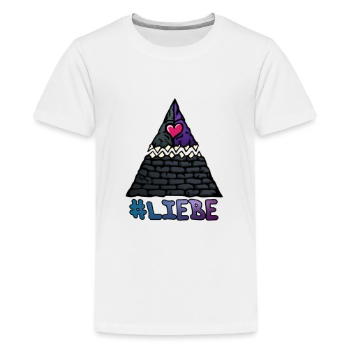 02 png - Teenager Premium T-Shirt