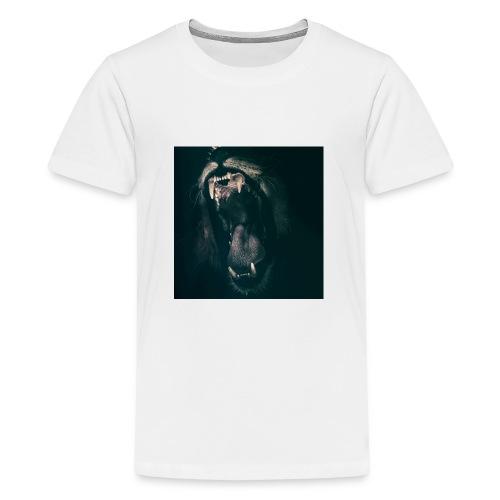 ICEMODZTIGERCREE - Teenager Premium T-Shirt
