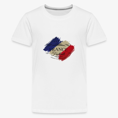 France Football - Teenager Premium T-Shirt