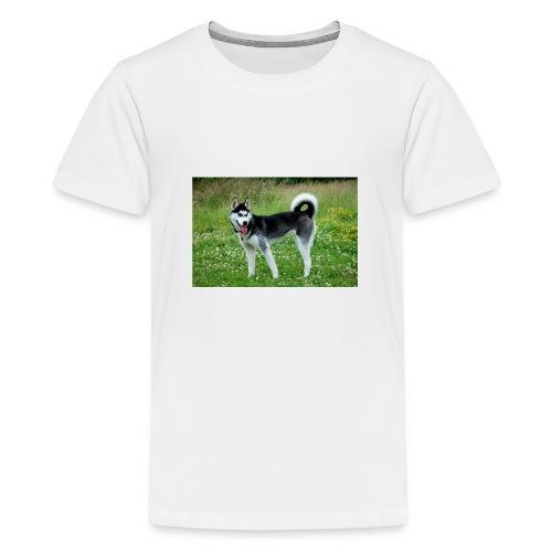 Mein Hund - Teenager Premium T-Shirt