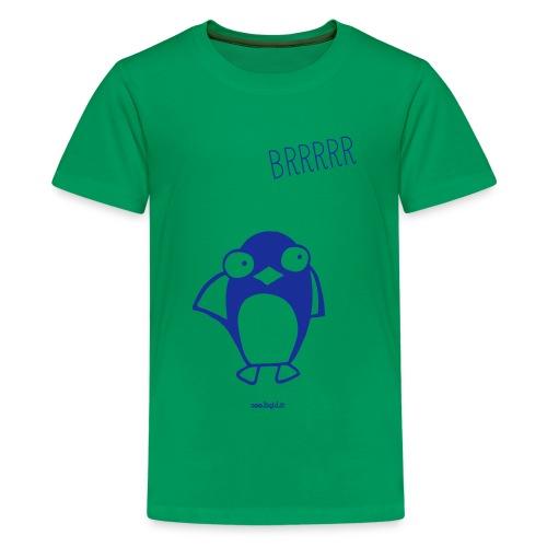 pinguino - Maglietta Premium per ragazzi