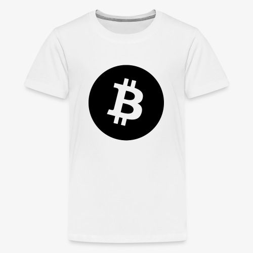 HODL-btcbig-b - Teenage Premium T-Shirt