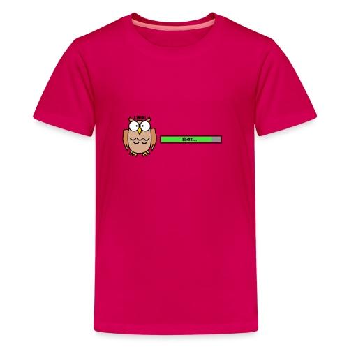 Uhu - Teenager Premium T-Shirt