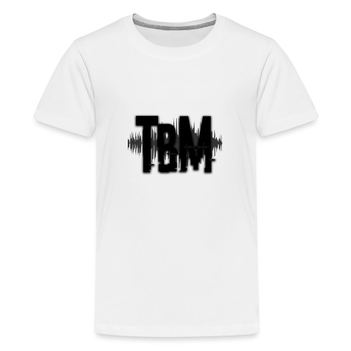 TBM Slogan - Teenager Premium T-Shirt