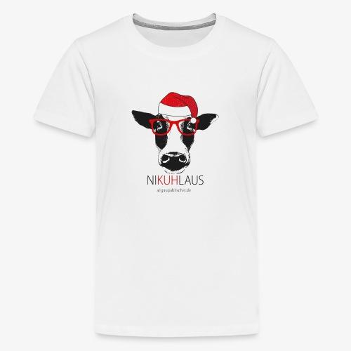 Nikuhlaus - Teenager Premium T-Shirt