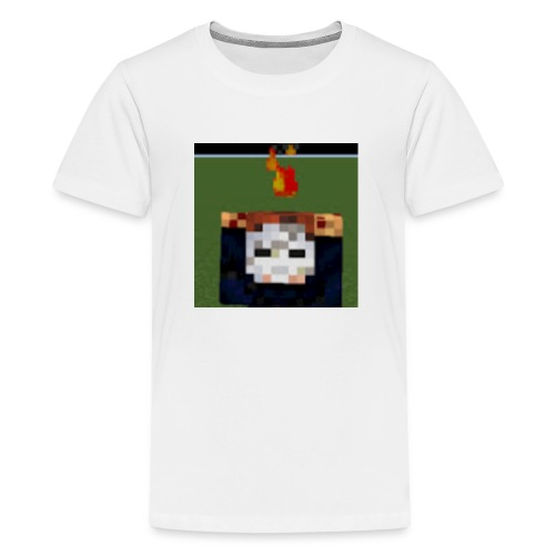 photo - Premium-T-shirt tonåring