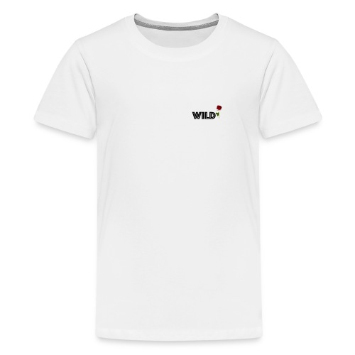 wild - Teenager Premium T-shirt