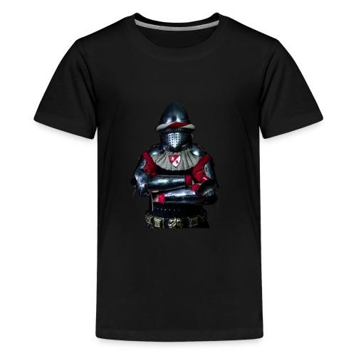chevalier.png - T-shirt Premium Ado