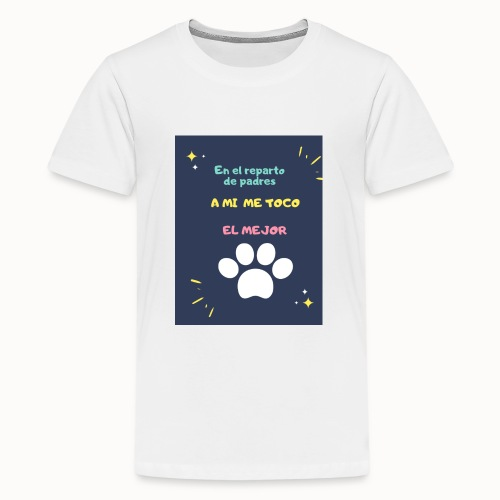 are the family we choose 2 - Camiseta premium adolescente